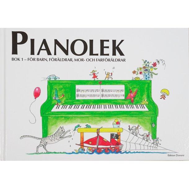 Pianolek för barn, föräldrar, mor- och farföräldrar kan ditt barn lära