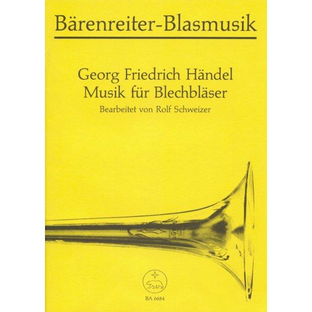 Musik - Händel, Georg Friedrich