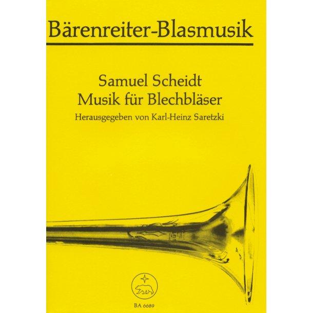 Musik - Scheidt, Samuel