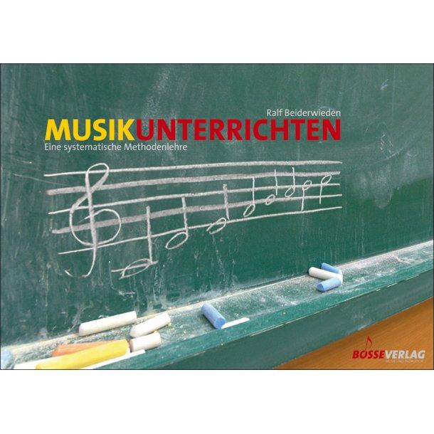 Musik unterrichten - Beiderwieden, Ralf