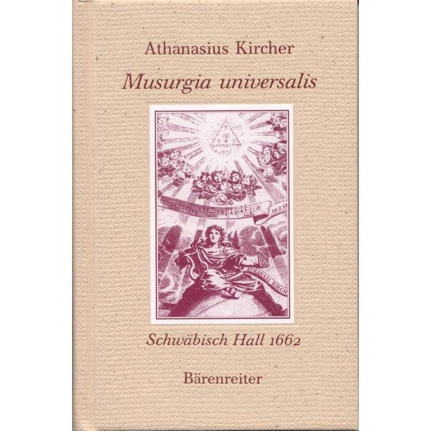 Musurgia universalis - Kircher, Athanasius