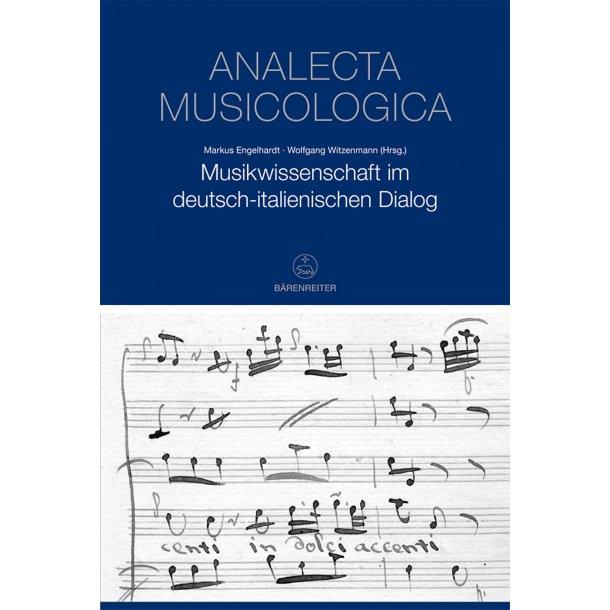 Musikwissenschaft im deutsch-italienischen Dialog -