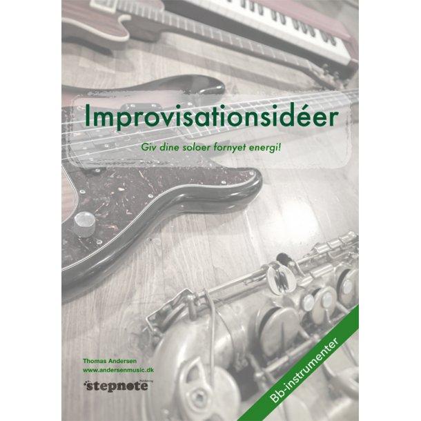 Improvisationsidéer - Bb