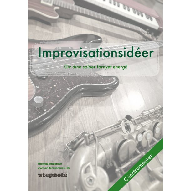 Improvisationsidéer - C instrumenter
