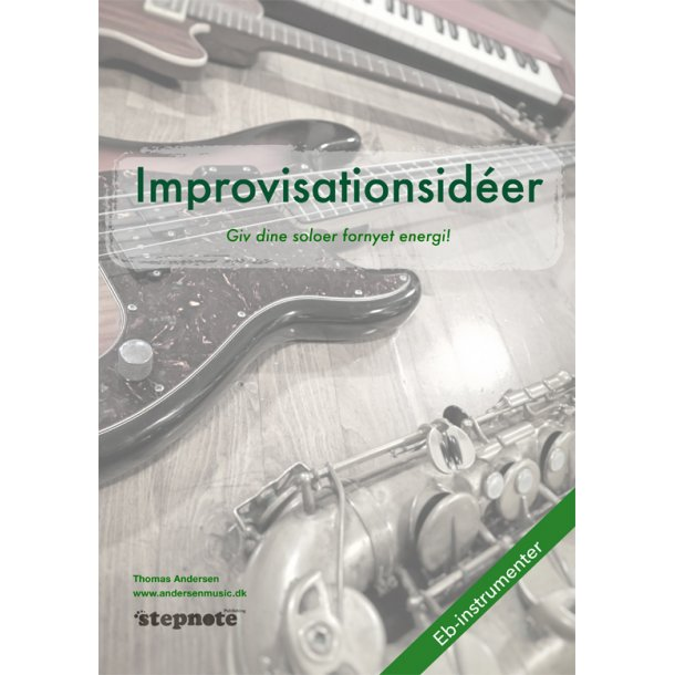 Improvisationsidéer - Eb