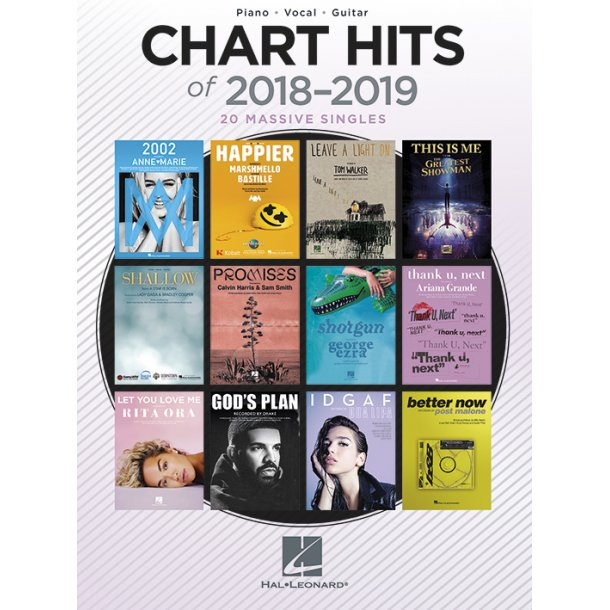 Chart Hits Of 2018-201920 Massive Singles