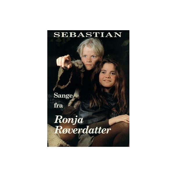 Ronja Roverdatter - Sange Fra