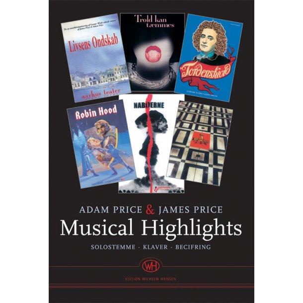 Musical Highlights - Adam og James Price