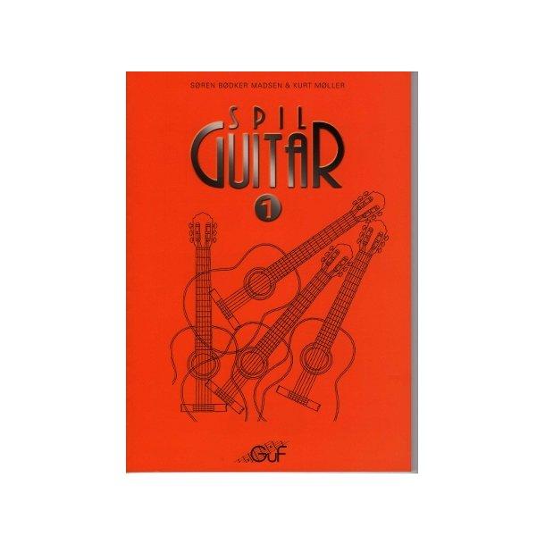Spil guitar 1 inkl Øve CD