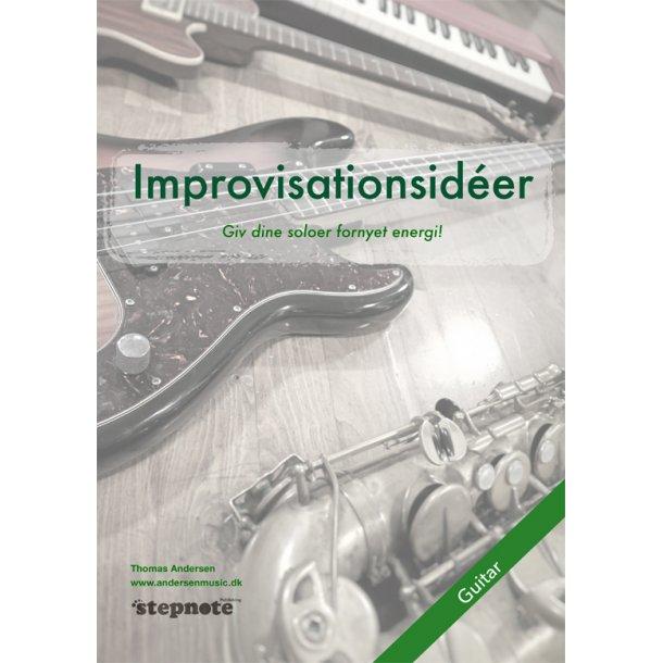 Improvisationsidéer - Guitar