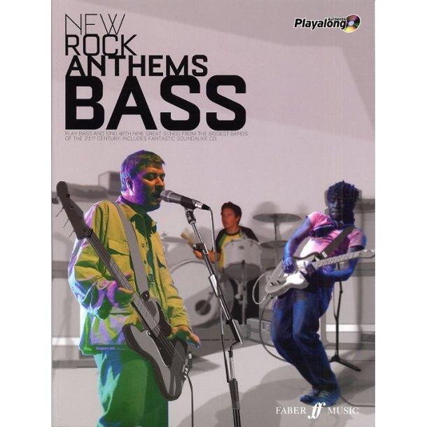 New Rock Anthems - Bass