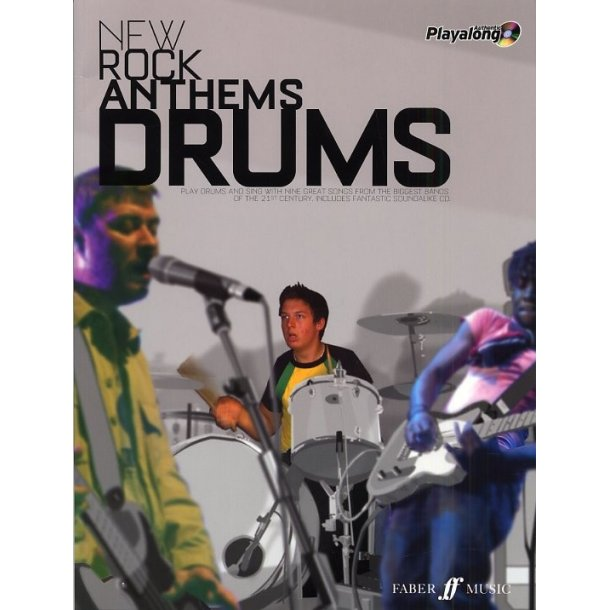 New Rock Anthems - Drums