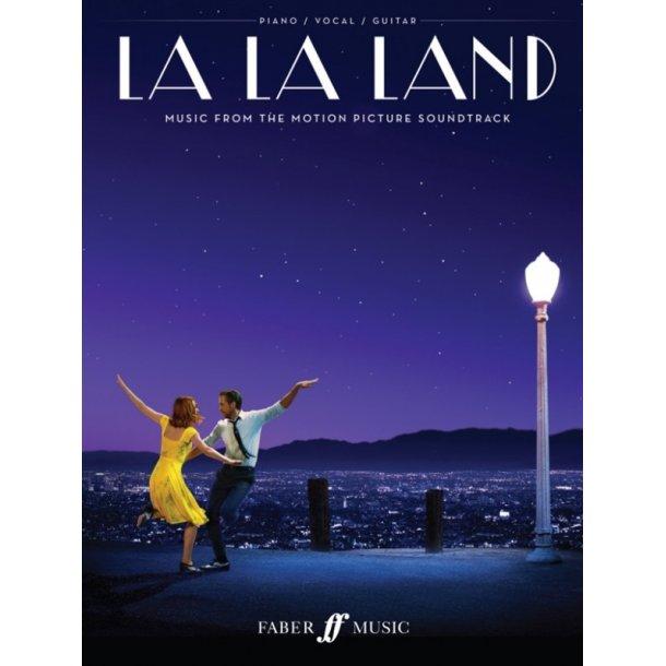 Noder til Klaver, Sang og Guitar til La La Land Musical og Film