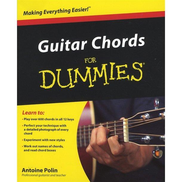 guitar chords for dummies guitar noder stepnote. Black Bedroom Furniture Sets. Home Design Ideas