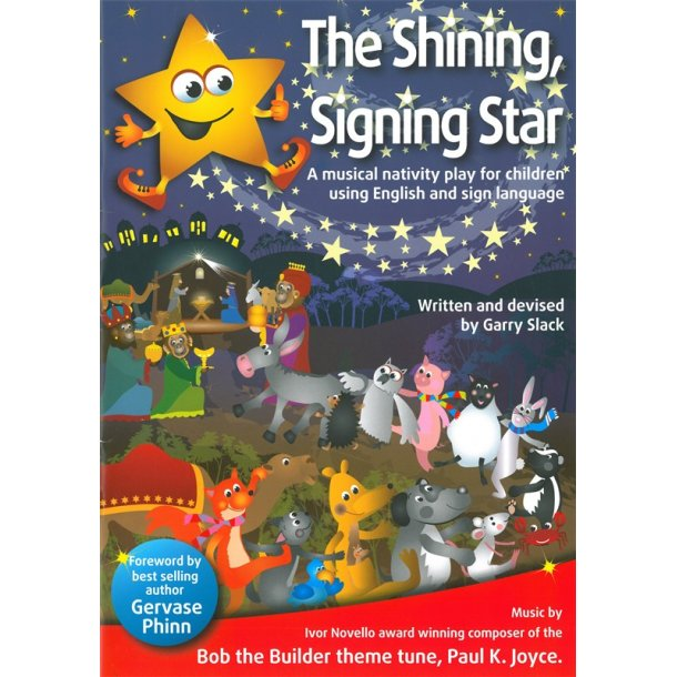 Garry Slack/Paul K. Joyce: The Shining Signing Star - Performance Pack