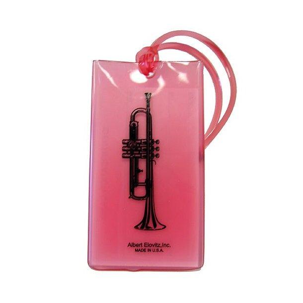 Musical Instrument Identification Tag - Trumpet