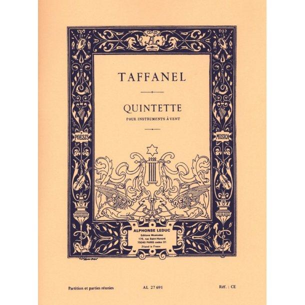 Paul Taffanel: Quintette (Quintet-Wind)