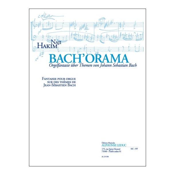 Naji Hakim: Bach'orama