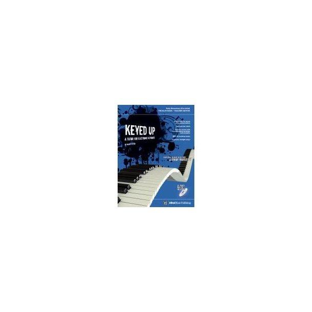 Nancy Litten: Keyed Up Blue Book - Teacher Edition