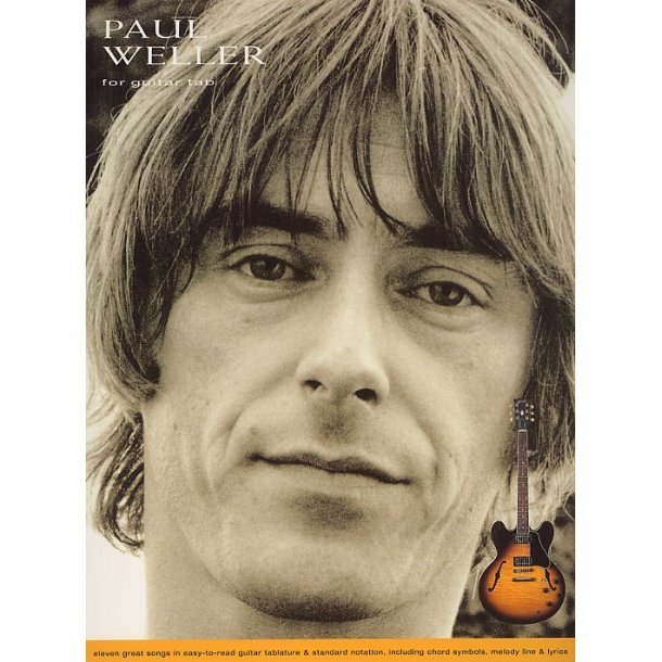 Paul Weller For Guitar Tab
