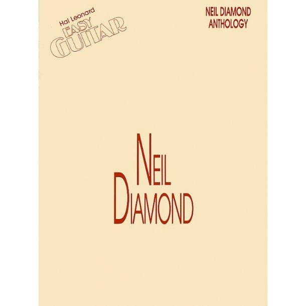 Neil Diamond Anthology Easy Guitar
