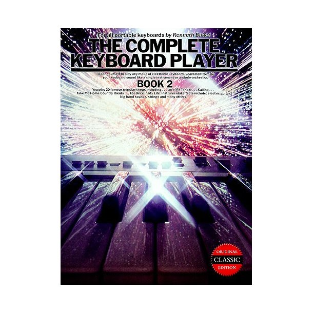 the complete keyboard player book 2 pdf
