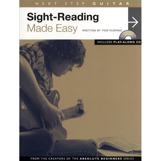 Next Step Guitar: Sight-Reading Made Easy