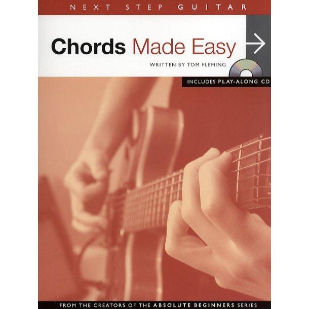 Next Step Guitar: Chords Made Easy