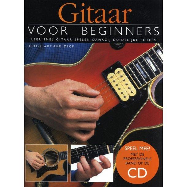 Gitaar Voor Beginners (Book/CD)