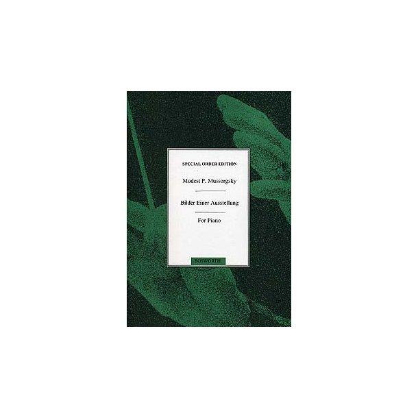 Mussorgsky Bilder Einer Ausstellung