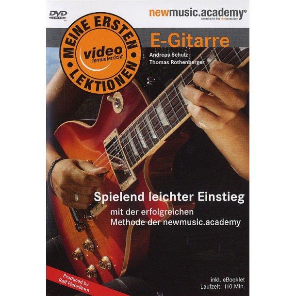 New Music Academy: E-Gitarre