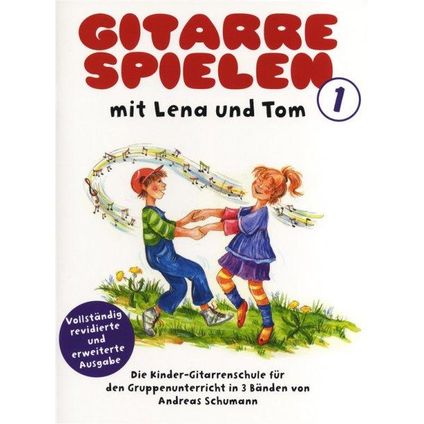 Gitarre Spielen mit Lena und Tom - Book 1