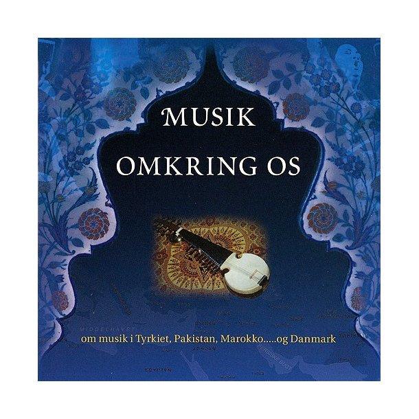 Musik Omkring Os (Cd) - Eva Fock