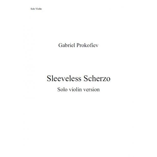 Gabriel Prokofiev: Sleeveless Scherzo
