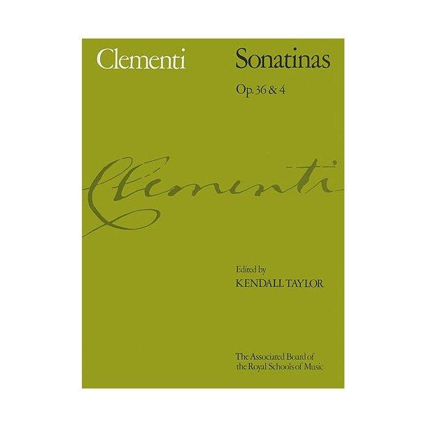 Muzio Clementi: Sonatinas For Piano