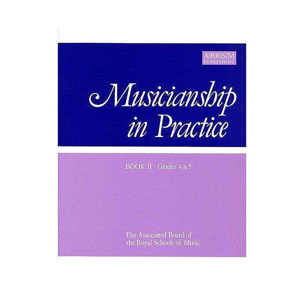 Musicianship In Practice Book 2 Grades 4-5