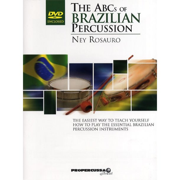 Ney Rosauro: The ABCs Of Brazilian Percussion