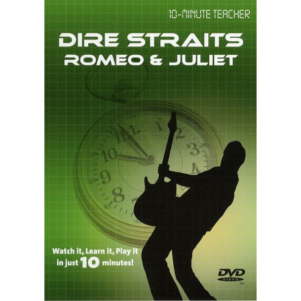10-Minute Teacher: Dire Straits - Romeo And Juliet