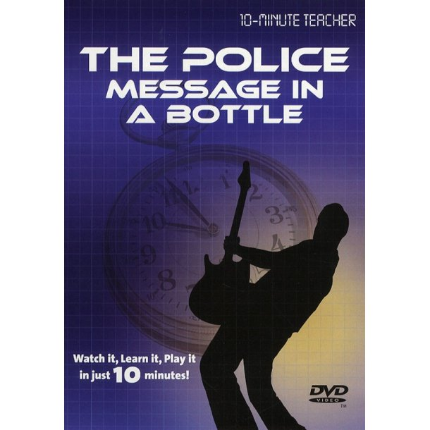 10-Minute Teacher: The Police - Message in a Bottle