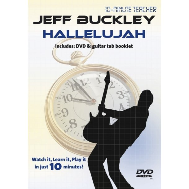 10-Minute Teacher: Jeff Buckley - Hallelujah