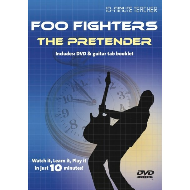 10-Minute Teacher: Foo Fighters - The Pretender