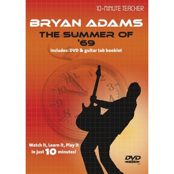 10-Minute Teacher: Bryan Adams - The Summer Of '69