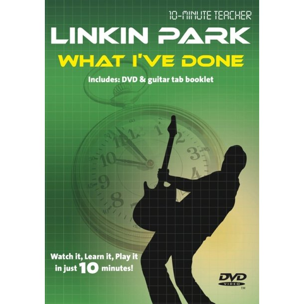 10-Minute Teacher: Linkin Park - What I've Done