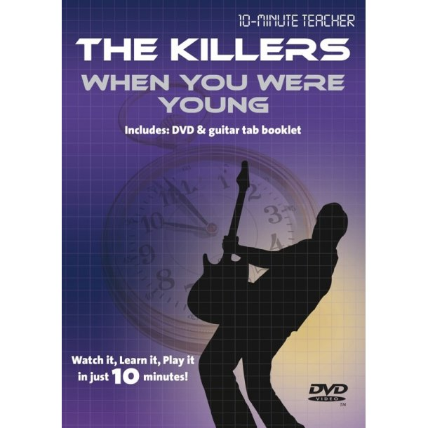10-Minute Teacher: The Killers - When You Were Young