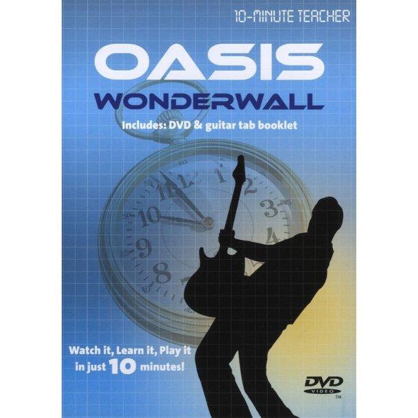 10-Minute Teacher: Oasis - Wonderwall