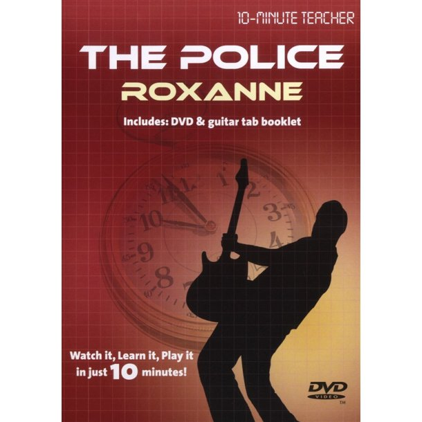 10-Minute Teacher: The Police - Roxanne