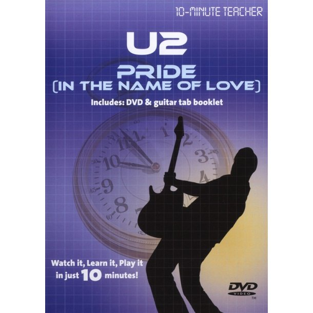 10-Minute Teacher: U2 - Pride (In The Name Of Love)
