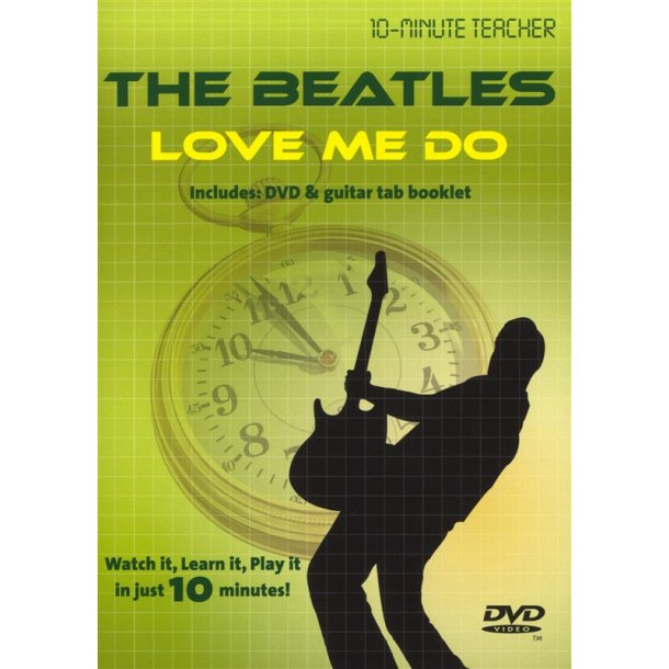 10-Minute Teacher: The Beatles - Love Me Do