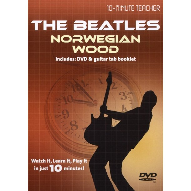10-Minute Teacher: The Beatles - Norwegian Wood