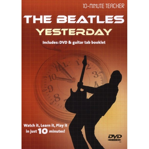 10-Minute Teacher: The Beatles - Yesterday